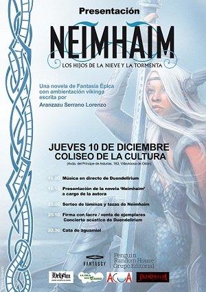 Cartel Neimhaim Villaviciosa