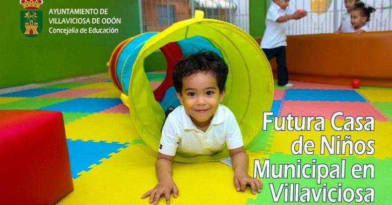 Villaviciosa tendrá una Casa de Niños municipal para el curso 2016 ...
